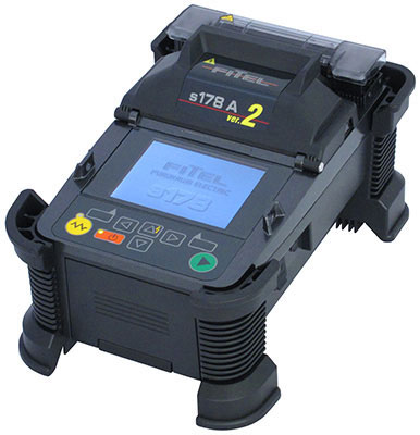 Fitel S178 Fusion Splicer for FTTH <strong>network</strong>