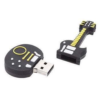 Custom Logo Flash Memory Usb Guitar Mini Pendrive For 8gb ...