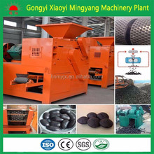 ISO CE bio coal briquette making machine/coal ball briquette pellet machine 008613838391770