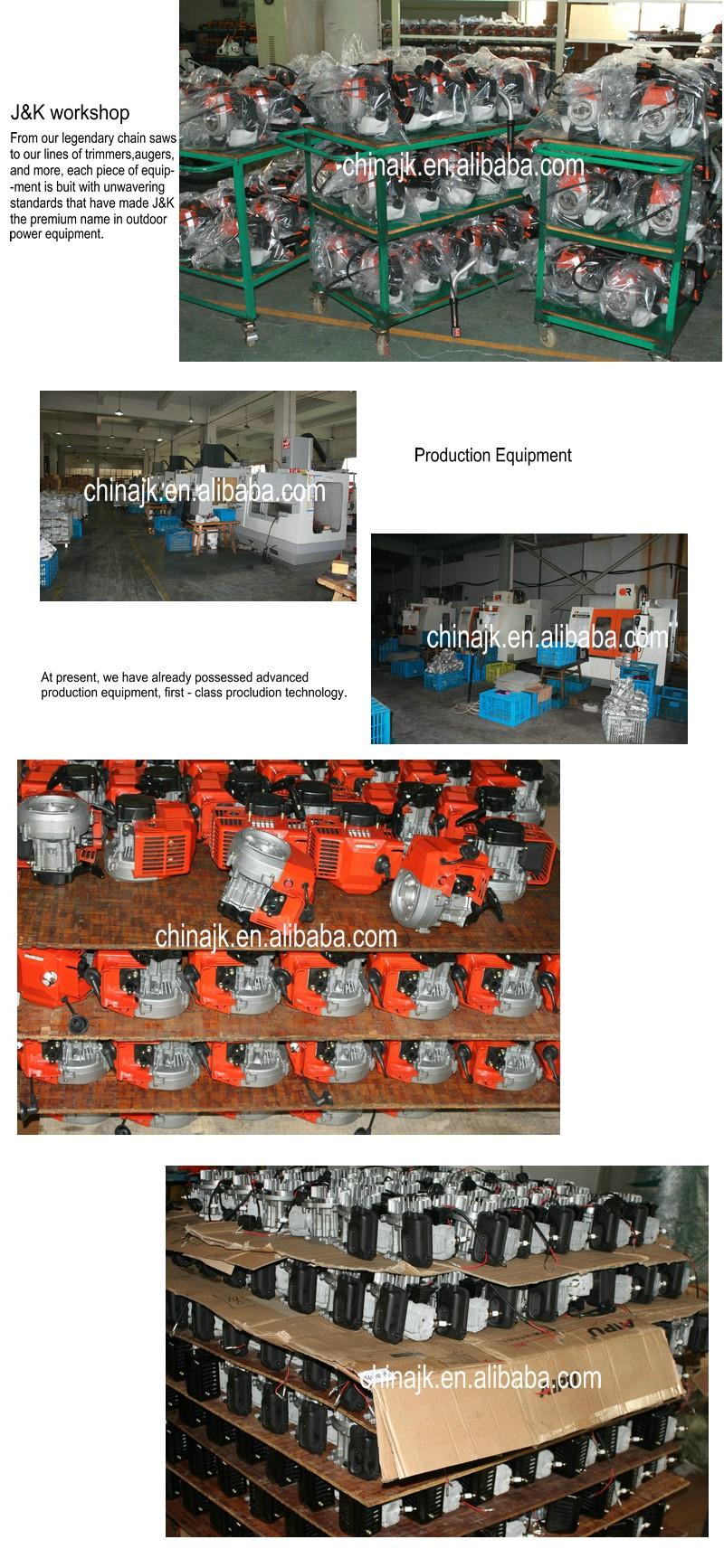 Elektrischer Start Benzin-Zweifach-Wassernebel-Nebelmaschine