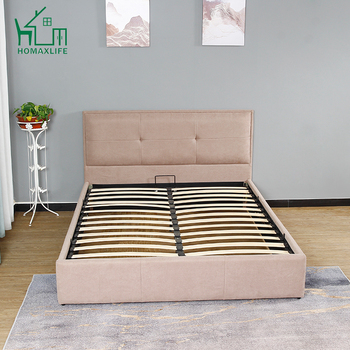 wayfair king bed frame