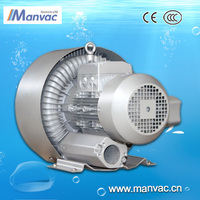 china factory sale directly 15Kw 200v-400v best quality single phase air ring blower applied in filling machines