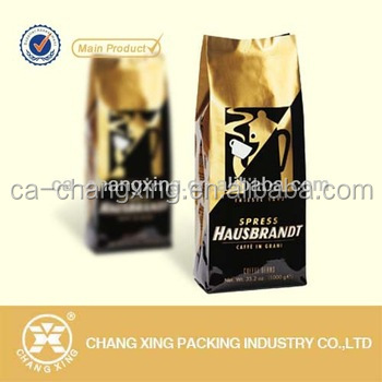 Custom printed ziplock biodegradable recyclable coffee bags malaysia