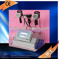 7''inch TFT touch screen face lifting vacuum cavitation rf system