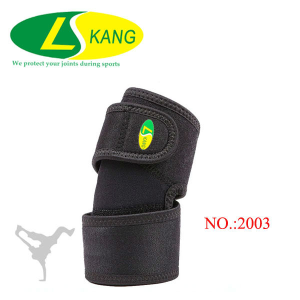 L/Kang High Breathable,Neoprene Elbow Support 2003