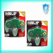 For Nintendo 64 GREEN Retro Analog Controller Pad TTX Tech (N64 Original Style)