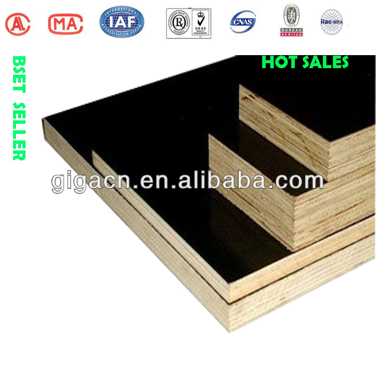 WBP glue/melamine glue vietnam film faced plywood