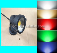 Outdoor aluminium Power 3w 5w 7w Color to choose LED Garden Landscape Path Pathway Lights Lawn Lamp