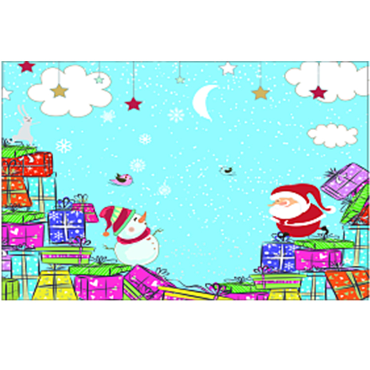 Tabletex Feliz Natal Kitchen Table Mat Para Decorações De Natal