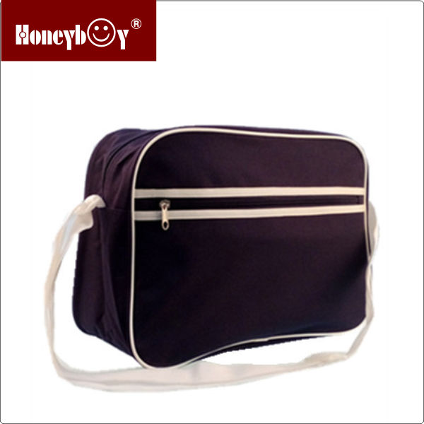 fashion 600D messenger bag men's shoulder bag