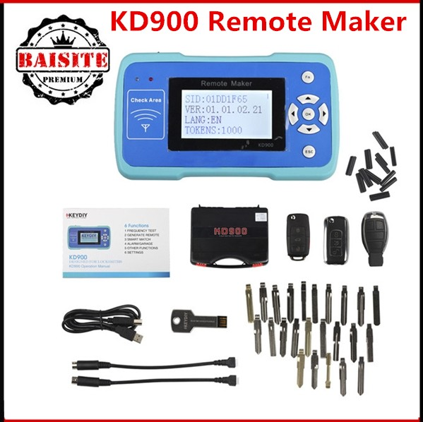 2017 top-rated KD900 Remote Control Maker,for Remote Control World with one year warranty and professiona tech support