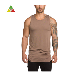 2018 fashion wholesale streetstyle sports fitness tank top