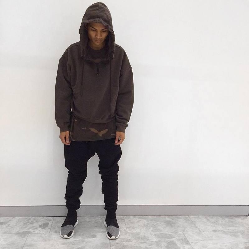 Yeezy clothing store