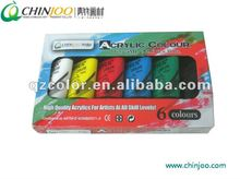 Acrylic paint set art paint