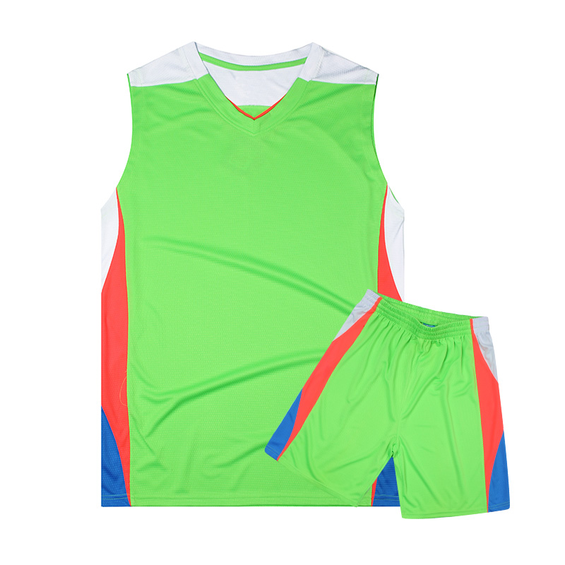 Hot sale 2016 unique best latest basketball jersey green color with OEM Custom