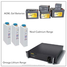 MAKPOWER Nickel Cadmium, AGM, Gel and Lithium Range Batteries