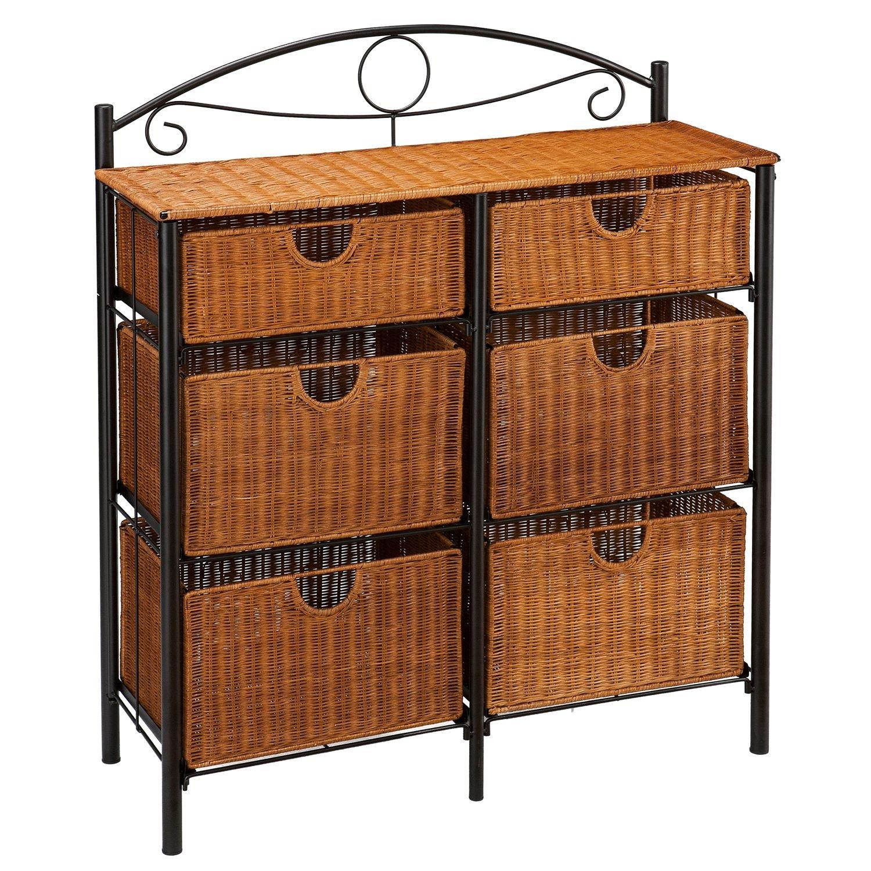 cheap wicker 5 drawer storage unit, find wicker 5 drawer storage