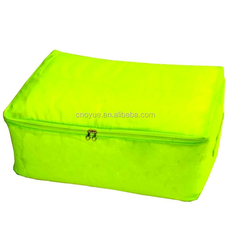 OYBBG-008 New products 2017 plastic storage bags for bedding,blanket bag online,water storage bag
