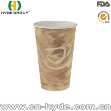 Hot Sale Big Size Paper Cup For Cano Cafe With Custom Logo
