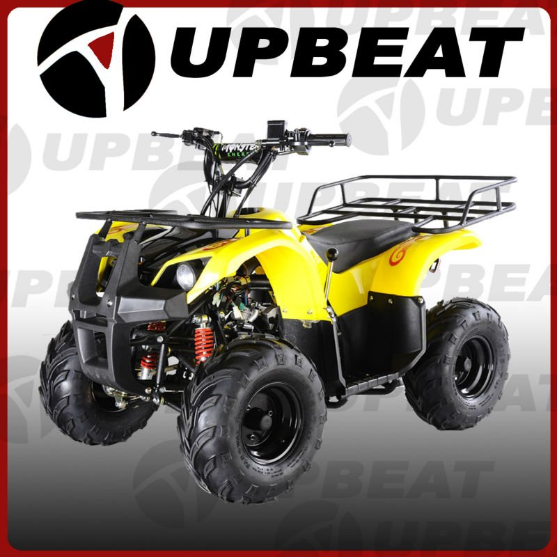 Mini Four Wheels Motor,Mini Quad Bike 110cc ATV