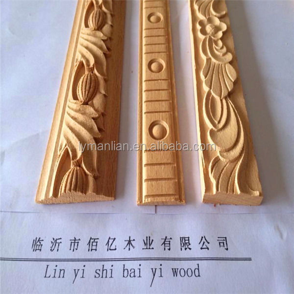 hand carved wood moulding decorative wooden molding buy hand carved wood moulding. Black Bedroom Furniture Sets. Home Design Ideas
