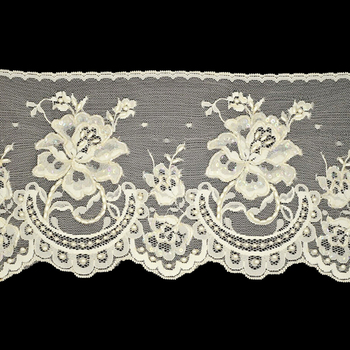 3d Yellow Mesh Sewing Lace Trim For Dress Decoration Buy Sewing