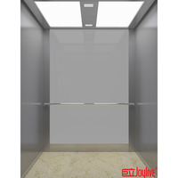 chair lift stair home elevator with glass CE certificated