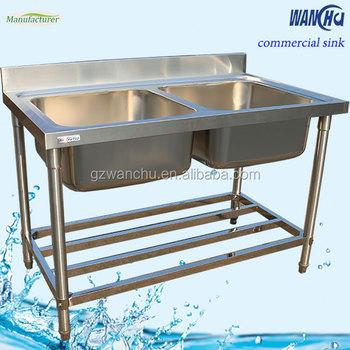 Heavy Duty Stainless Steel Kitchen Sink In Oman For Restaurant ...