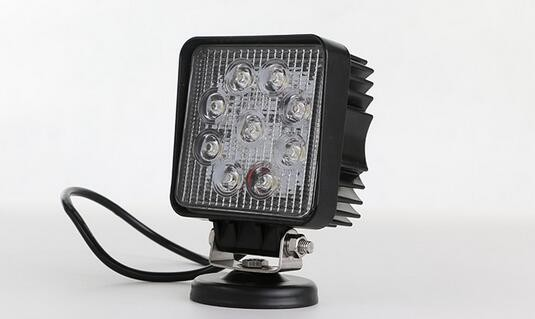 Weiken 27w led work lightcrees commercial electric work light for weiken 27w led work light crees commercial electric work light for automotive cars truck offroad mozeypictures Choice Image