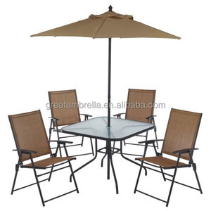 foldable aluminum patio outdoor furniture