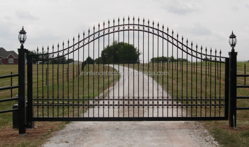 Modern house gate grill designs luxury wrought iron gate for Main gate designs for farmhouse