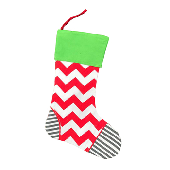 wholesale christmas indoor decorations personalized canvas embroidered christmas stockings - Wholesale Christmas Stockings