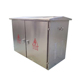 JP Outdoor Wall Mounted Cabinet Stainless Steel Box Waterproof Electrical Panel Box Sizes