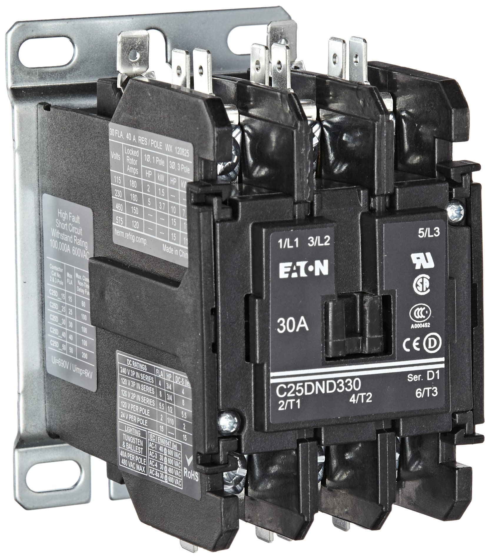 Cheap Single Phase Contactor  Find Single Phase Contactor