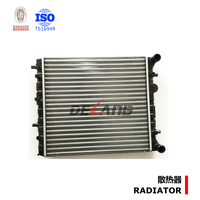 cooling car radiators supplier OE 5Z0121253C for FOX (DL-A082)