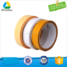 High quality PET double sided tapes coated with acrylic adhesive used for fixing