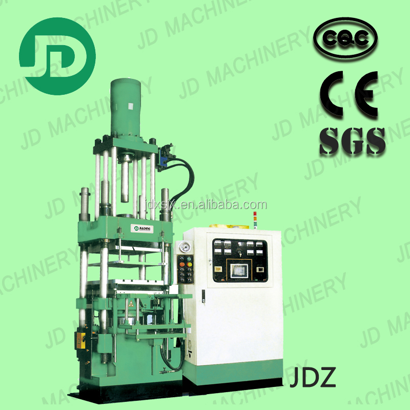rubber automatic compression forming machine