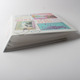 Custom design paper Cardboard cover photo album