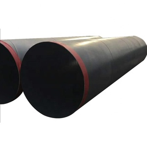 Fbe Coating SSAW Spiral Steel Pipe