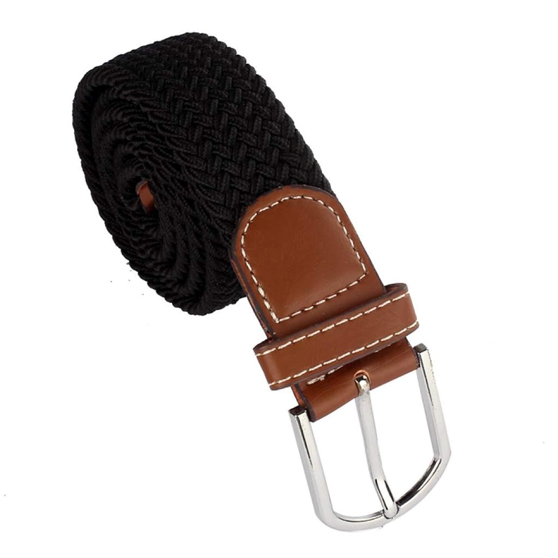 Men's Belt, Kaifongfu New Men PU Leather Metal Buckle Belt Waistband Casual belt