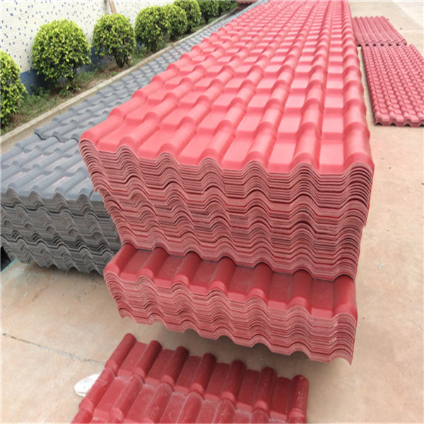Factory Hot Sale Spanish Style Roof Tiles For Villa