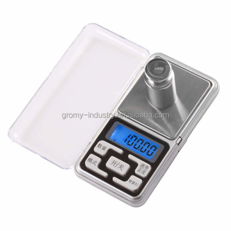 Mini Digital Pocket Scale Diamond Weighing Scale Jewellerly Scale 200g/0.01g