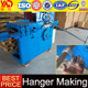 Metal Processing Machinery Diy Metal Clothes Wire Hanger Making Machine