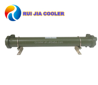 hydraulic stainless steel heat exchanger manufacturer water cooled oil cooler