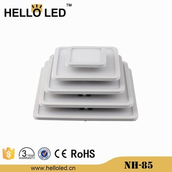 Nh 85 16w China Led Recessed Lighting Trim 7 Inch Light Downlight