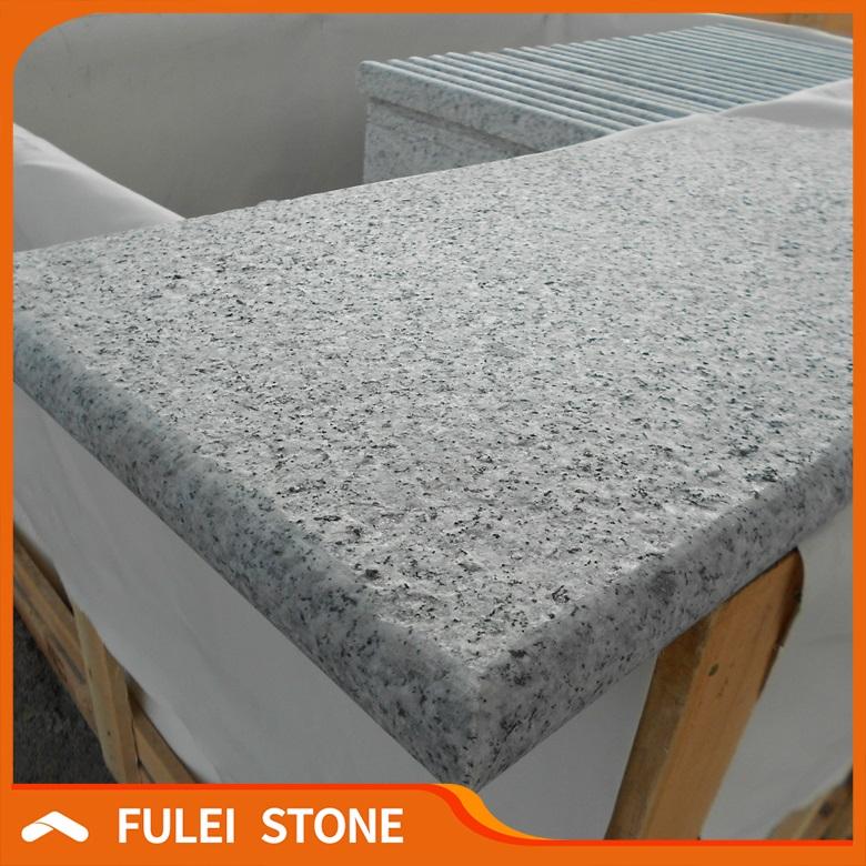 Gros usine prix flamb bianco sardo granit escalier for Escalier exterieur granit