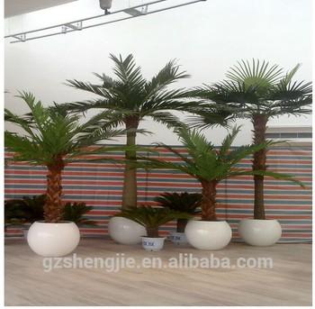 Mini palmeras de pl stico bonsai rbol ornamental - Palmeras de plastico ...