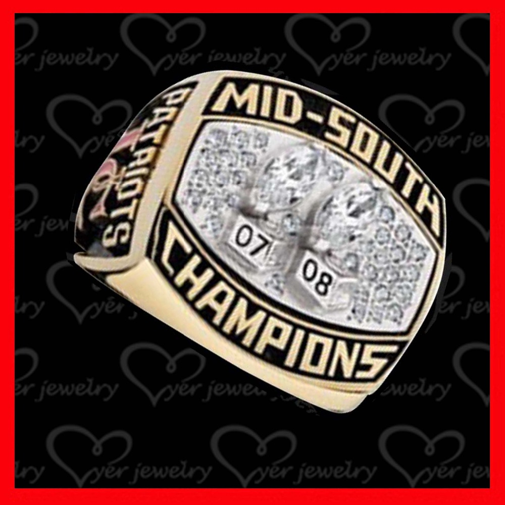 Mid-South World Games Champions Custom Cheap High Quality Championship Rings
