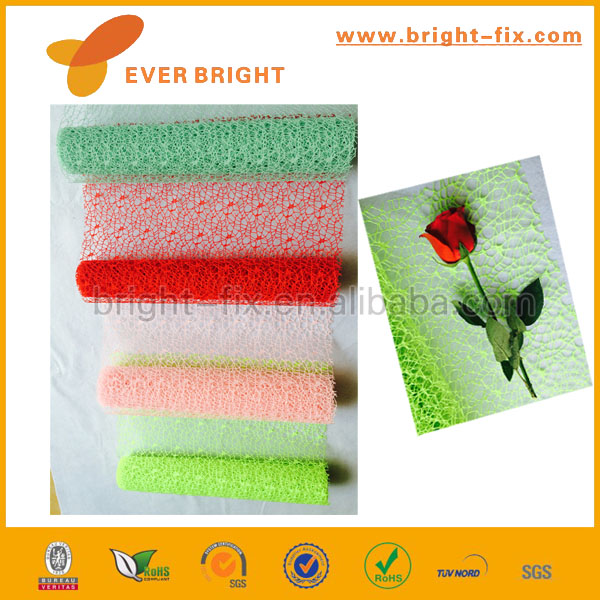 Wholesale Deco Poly Mesh,Good Quality Flower Mesh Roll