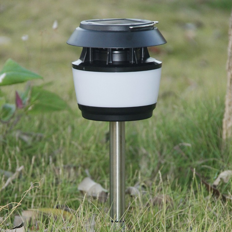 Mosquito Repellent Solar Landscape Lights Led Light Bulb DC USB Charge Pothook as Lantern